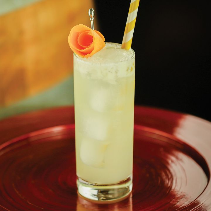 Want to impress your date, boss, or bartender? Order this.