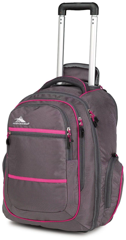 College Size High Sierra Backpack- Fenix Toulouse Handball e55b3c9c90c97