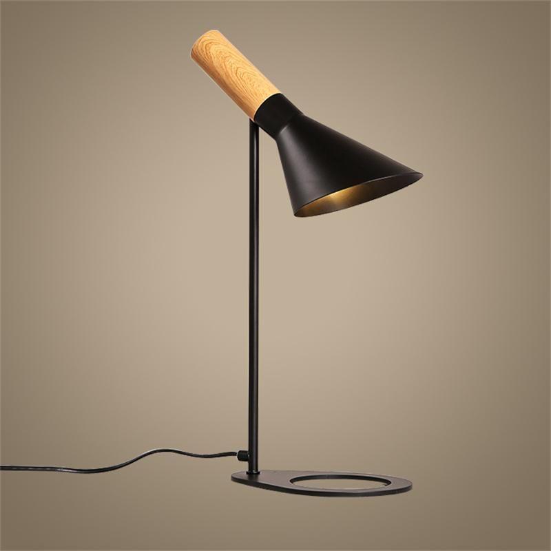 Modern Minimalist Led Desk Lamps Bedside Book Reading Study Office