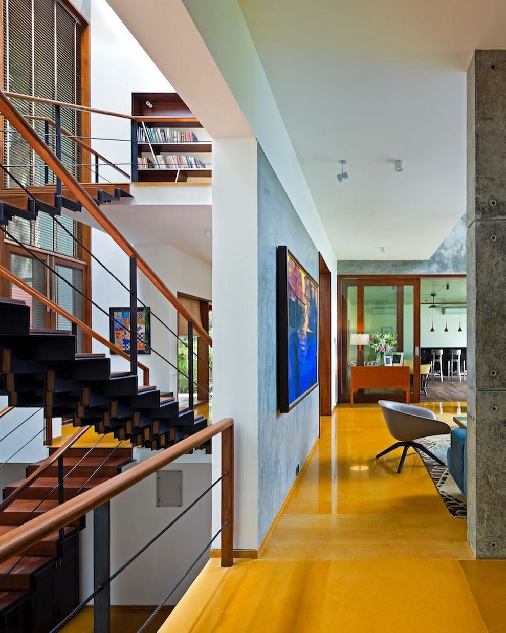 Decor aura spa design by khosla associates architecture interior - Khosla Associates Have Designed The Bhuwalka House A Contemporary Home For A Young Couple And Their Teenage Daughter In Bangalore India