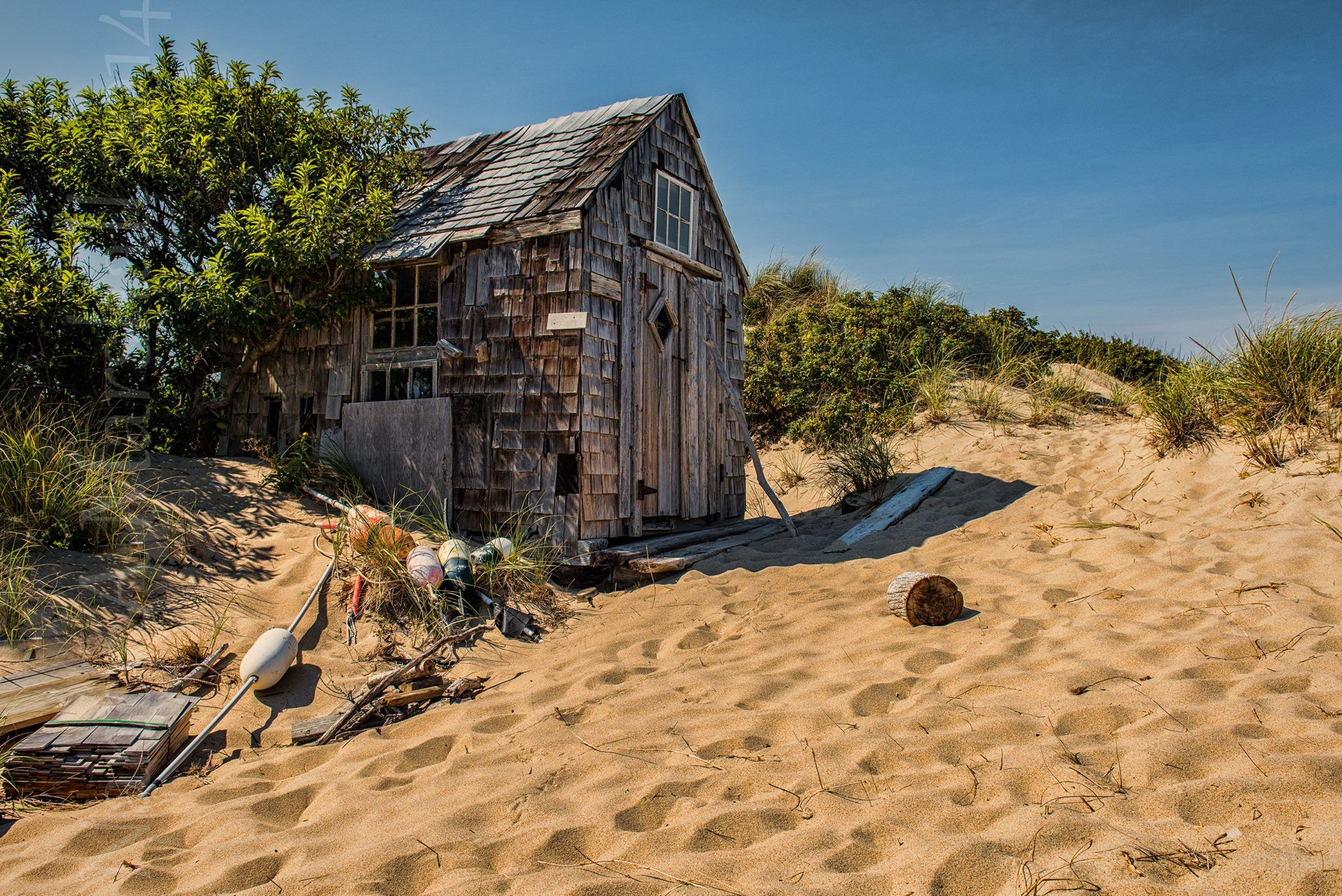 Dune Shacks Cape Cod Part - 23: Dune Shacks Of Peaked Hill Bars Historic District. Used By Artists And  Writers From The · Cape CodMarshallsDuneNancy ...