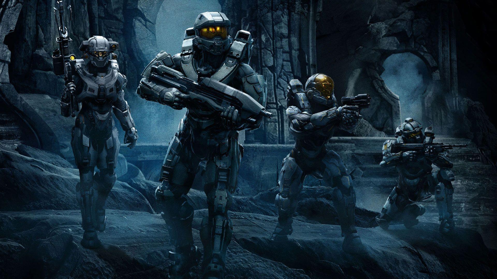 Free Halo Master Chief Computer Desktop Wallpapers Games