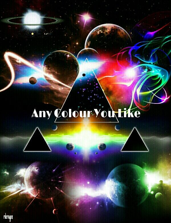 Any Colour You Like by Deragon1030 on deviantART   Pink floyd art ...