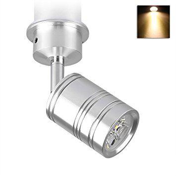Lemonbest Reg 360 Degree Modern Led Adjustable Ceiling Wall Spotlight With Moving Head Dc Led Ceiling Lights Led Down Lights Wall Light With Switch