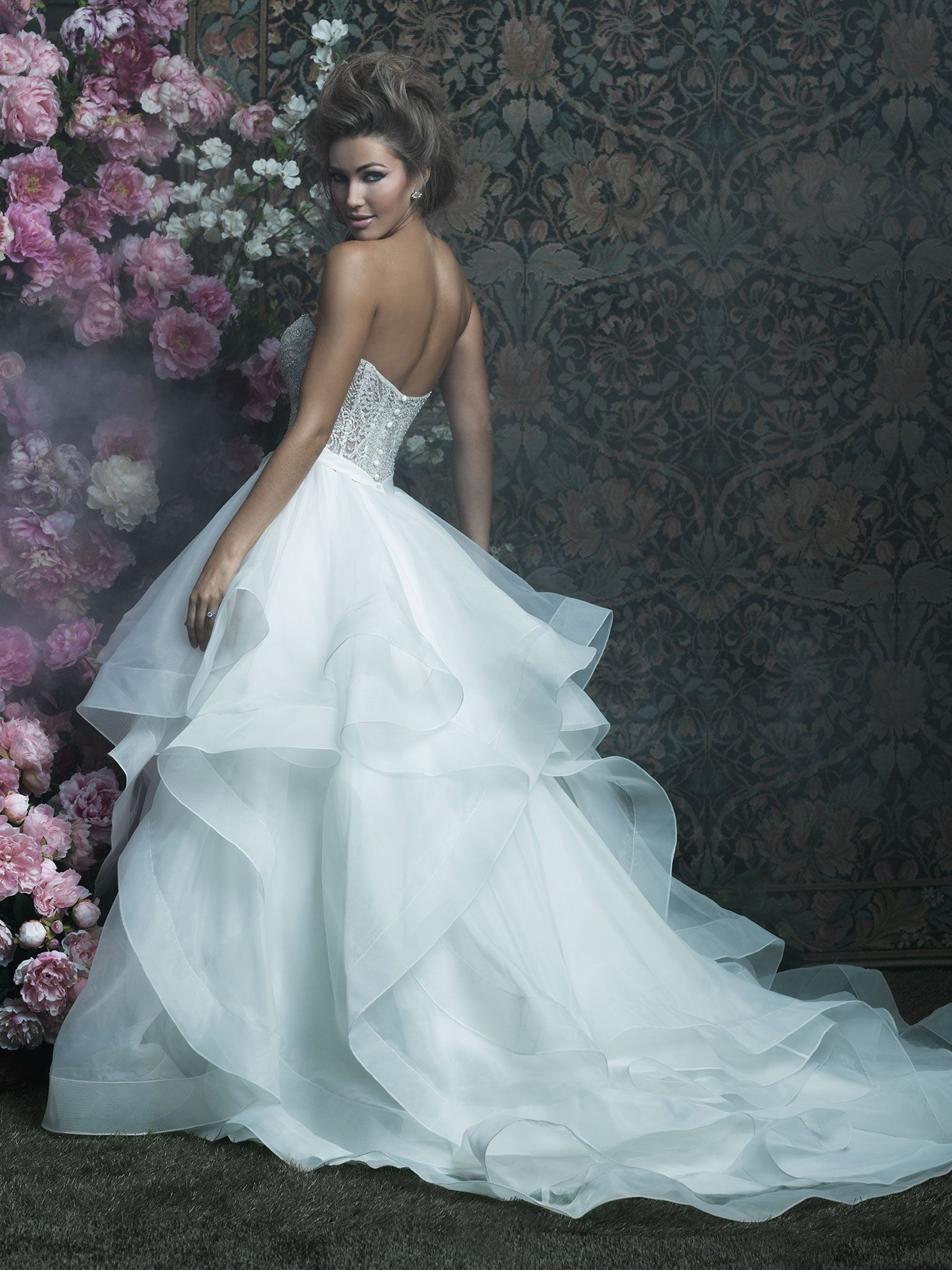 Stunning Wedding Dresses Tampa Images - Wedding Ideas - memiocall.com