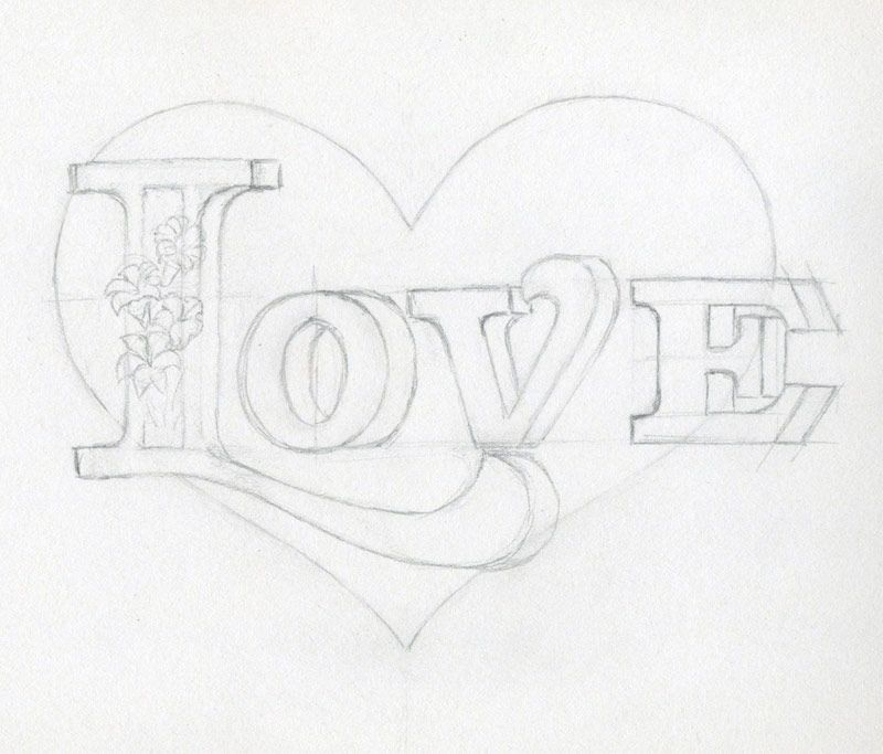 how to draw a heart | Cute couple drawings, Meaningful ...