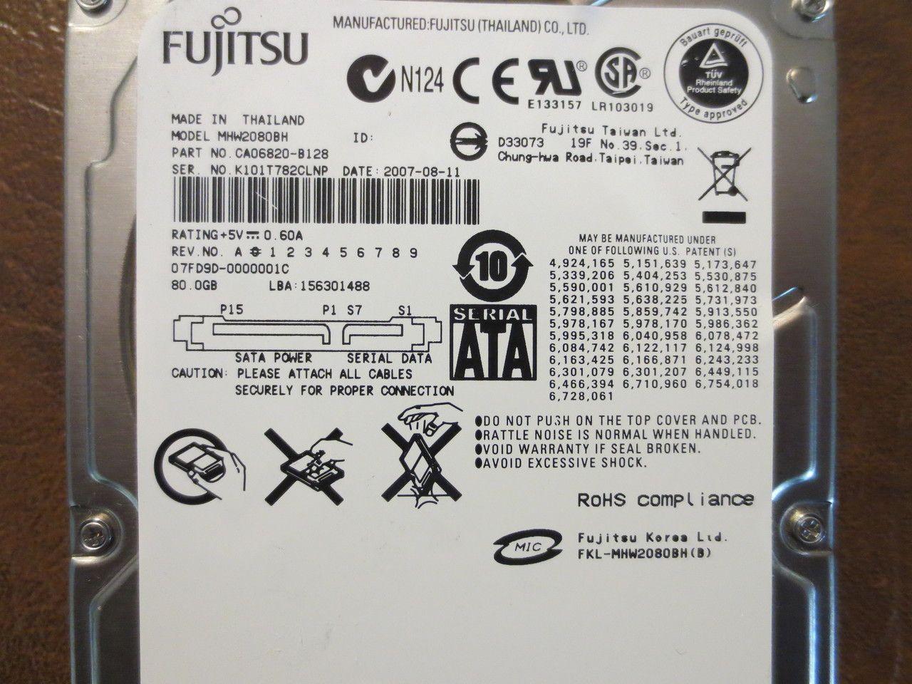 FUJITSU MHW2080BH SATA DRIVER DOWNLOAD