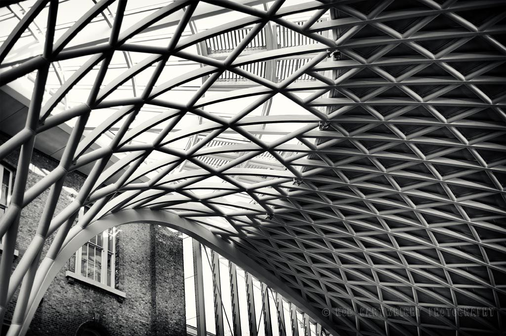 King S Cross Sunday June Day Architectural