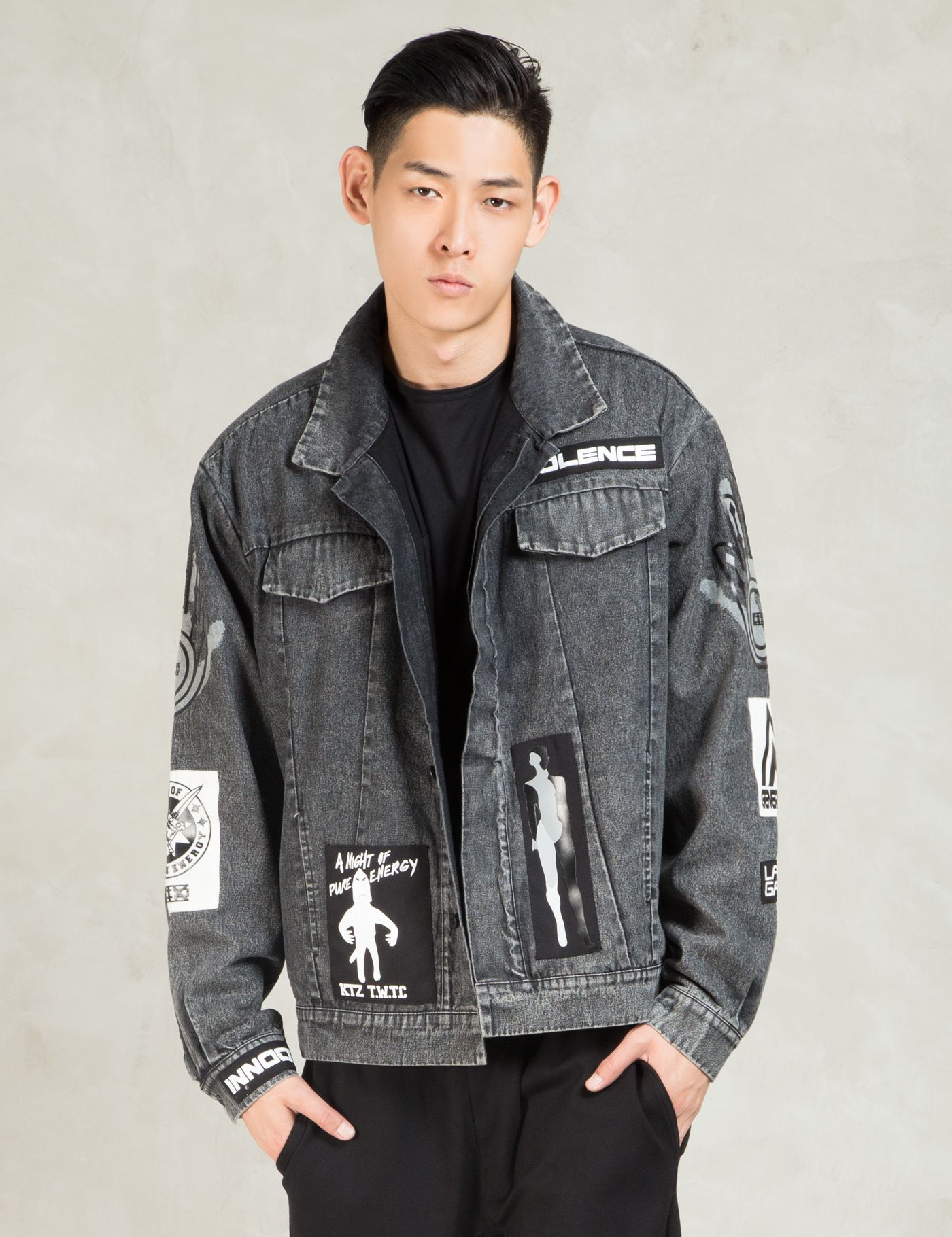 http://store.hypebeast.com/brands/ktz/black-basic-denim-jacket ...