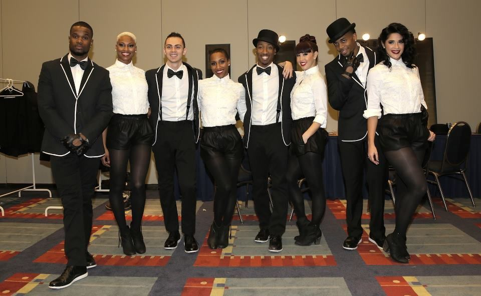 Usher's dancers: Sophia Aguiar, Marvelous, Devin Jamieson ...