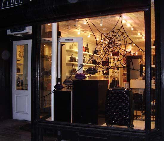 Halloween Shop Displays.Image Detail For Bleecker Street Halloween Window Display Display