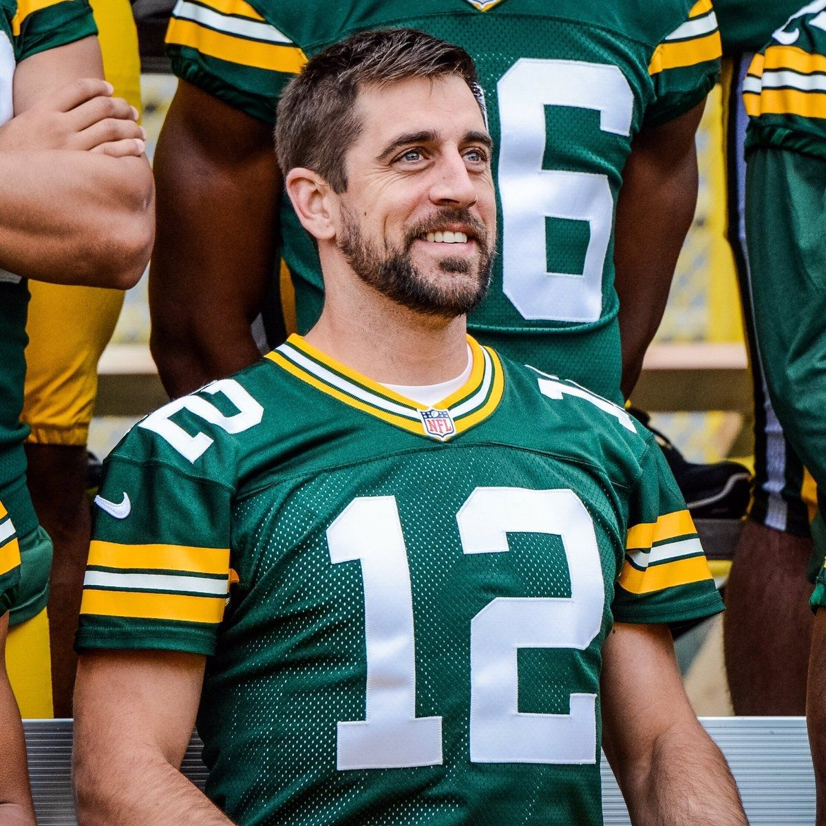 Aaron Rodgers A Rod