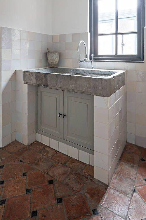 Nieuw Keukenblokje op antieke plavuizen (met afbeeldingen) | Antieke PO-17