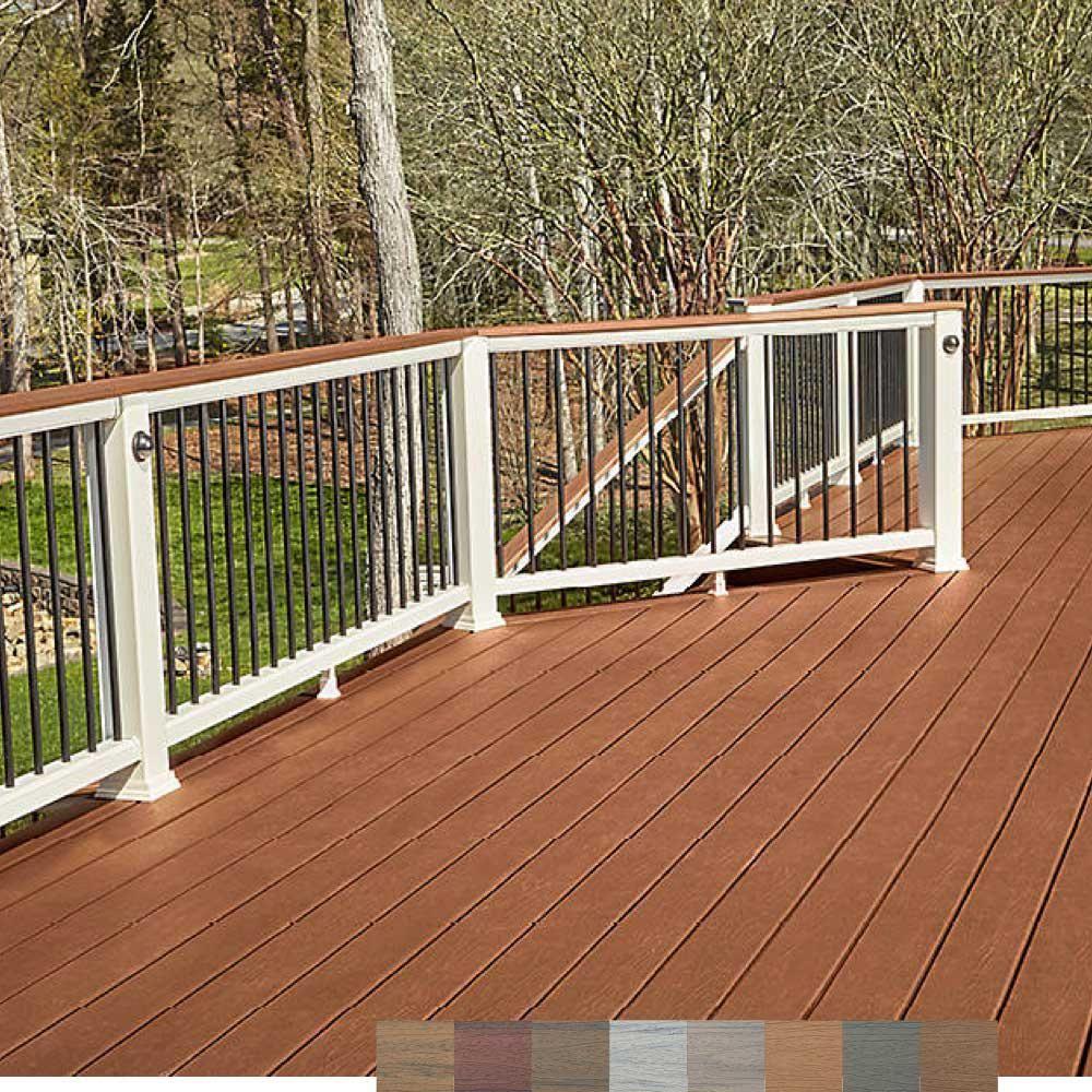 Trex Transcend Composite Decking Board Building a deck