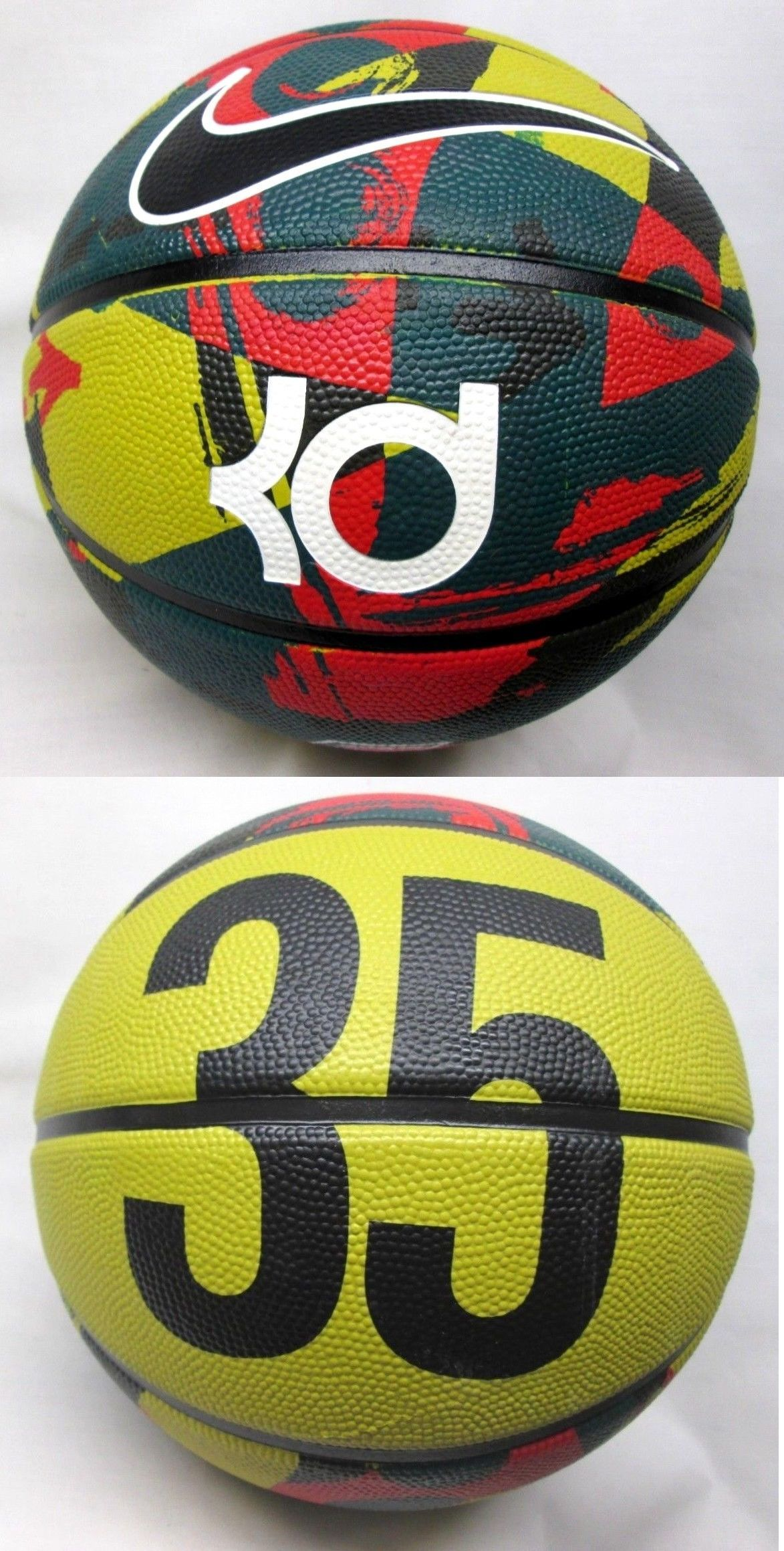 1c28a38ab55 Balls 21208  Nike Nki1398506 Kd Playground Basketball Mid Size 28.5 Multi  Colors -  BUY IT NOW ONLY   25 on eBay!