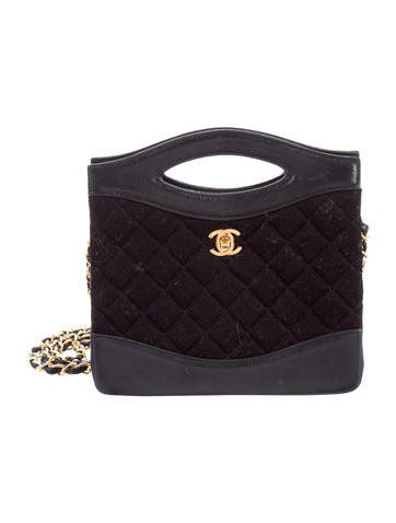 90a64c3a66ee Chanel Vintage Quilted Crossbody Bag | shoes @ accessories | Pinterest