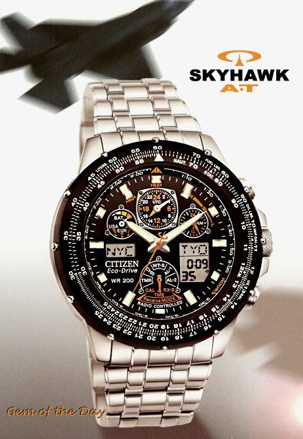 atomic ip citizen watches watch men flight chronograph a s t skyhawk