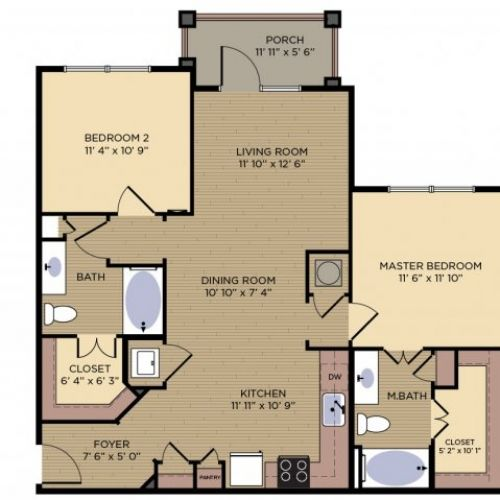 Floor Plan 5 Alexander Village Floor Plans Renting A House Apartment