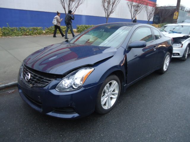 Salvage 2013 NISSAN ALTIMA THIS IS A SALVAGE REPAIRABLE