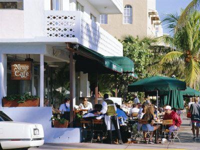 News Cafe Miami Beach News Cafe Miami Beach Cafe