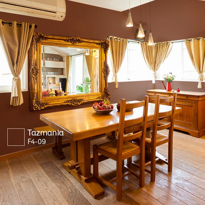 Qu tal este color para crear un ambiente r stico for Ambiente rustico