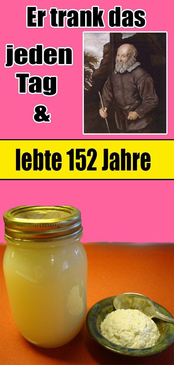 Er trank das jeden Tag und lebte 152 Jahre