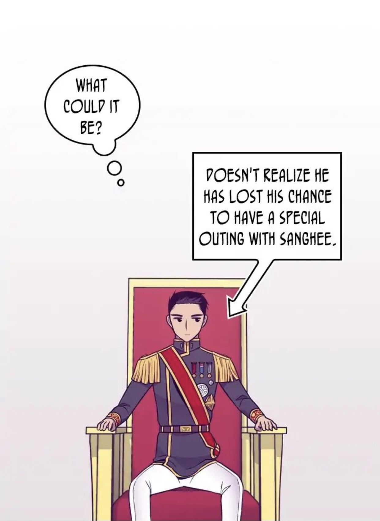 Pin on They Say I Was Born A King's Daughter Manga