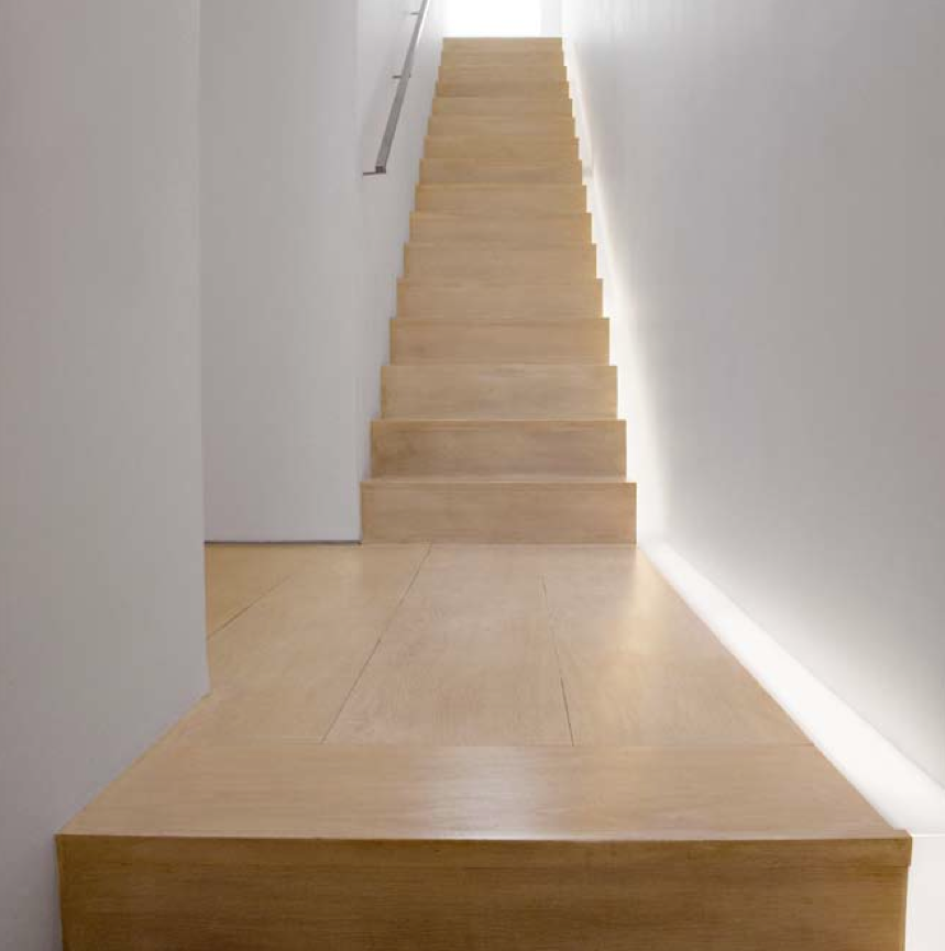 Best John Pawson S Private Residence — Minimalissimo Stairs 400 x 300