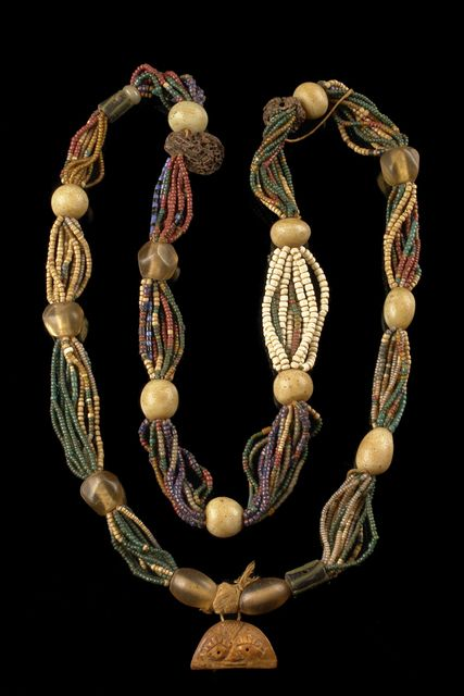 Yoruba Odigba Ifa (Divination Necklace), Nigeria