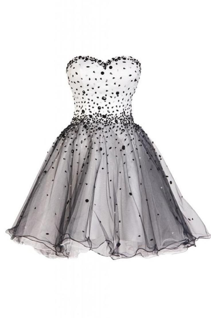 Ellames sweetheart short prom cocktail homecoming dresses for