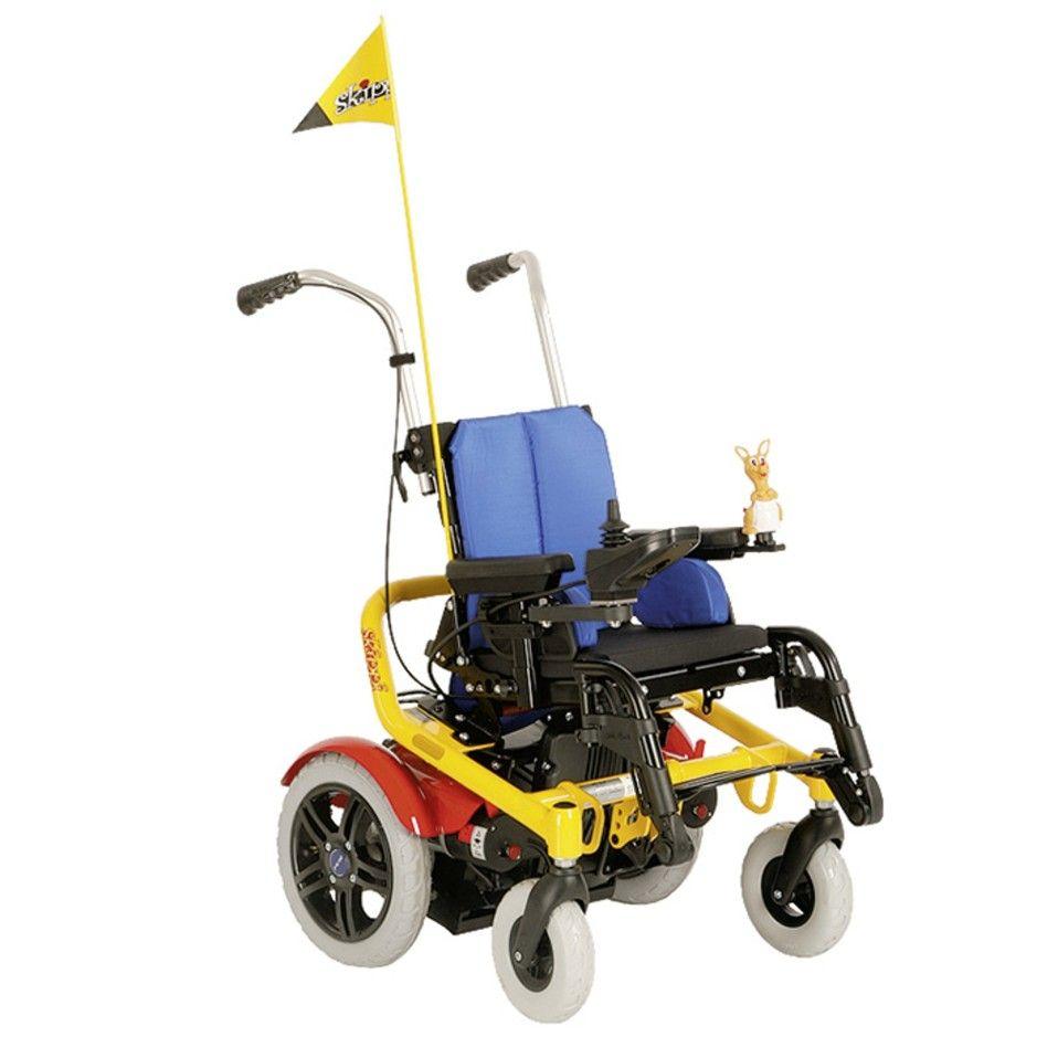 Power wheelchair kids - Skippi Power Wheelchair For Children Ottobock