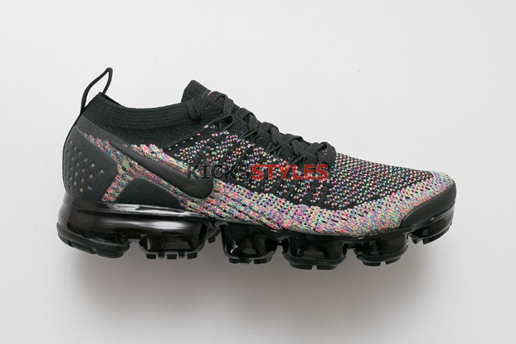 9503c34cf5a Nike Air VaporMax 2.0 Black Multicolor 942842-017