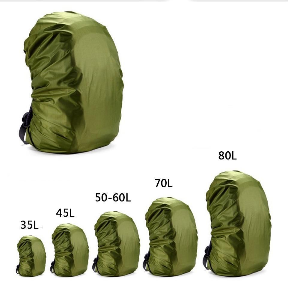 ca273f6200  0.99 - Modern Backpack Pack Tarp Rain Cover Raincoat Solid Color Cover For  Backpack Sc  ebay  Lifestyle