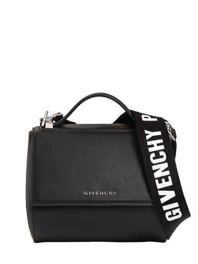 GIVENCHY MINI PANDORA BOX LEATHER BAG W  STRAP.  givenchy  bags  shoulder  bags  leather  lining   0f0da0b285