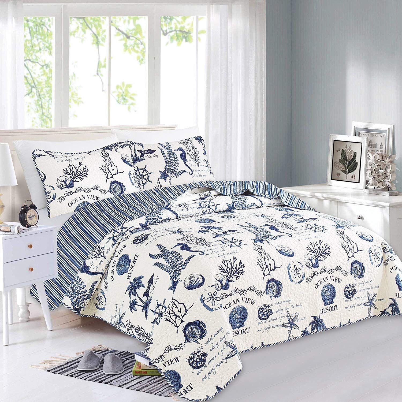 Nautical Bedding Sets Nautical Bedspreads Quilt Sets Bedding