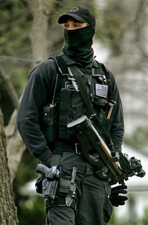 Member of United States Secret Service  | tactical