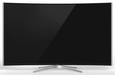 """LED телевизор TCL L55C1CUS """"R"""", 55"""", Ultra HD 4K (2160p), черный  — 69990 руб. —  диагональ: 55"""" (139.70 см); яркость: 350кд/м2; разрешение: 3840 x 2160; HDTV Ultra HD 4K (2160p); тюнер DVB-T; DVB-T2; DVB-С;   USB 3.0; разъем Ethernet 1; VESA 200x200; цвет: черный"""