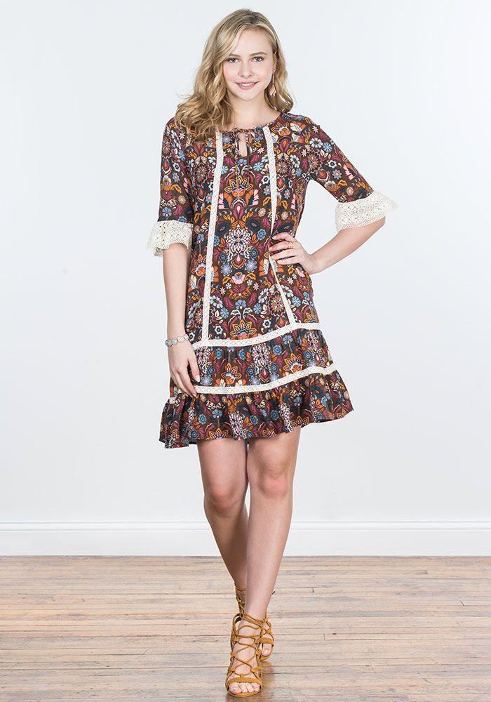 NEW NWT Matilda Jane girls boutique short sleeve lap dress choice B