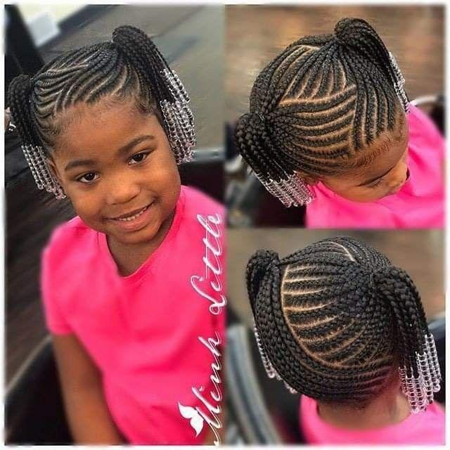 Epingle Par Ali Fatima Sur Baby Girl Hairstyles Coiffures Pour Enfant Coiffures Filles Coiffure Fillette