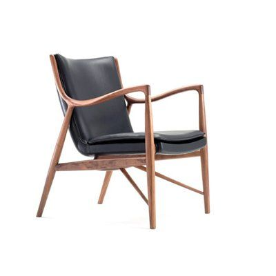 Modern Classic Furniture Finn Juhl Model 45 Chair Finn Juhl Chieftains Chair