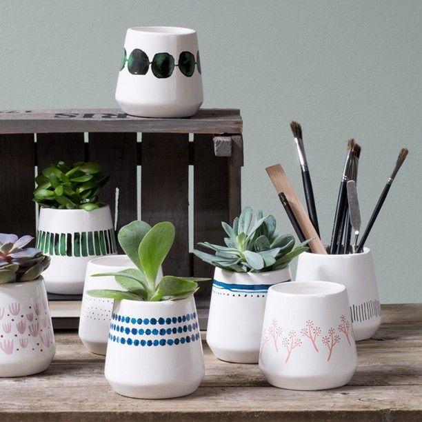 Anna Believes Flowerpots Should Be Decorative And Wonderful To Behold Flowerpot Price Per Item DKK EUR ISK 395 NOK GBP SEK