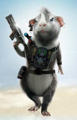 Agent Juarez In Disney S G Force Beloved Movie Cute Anime Pics Disney Live Action