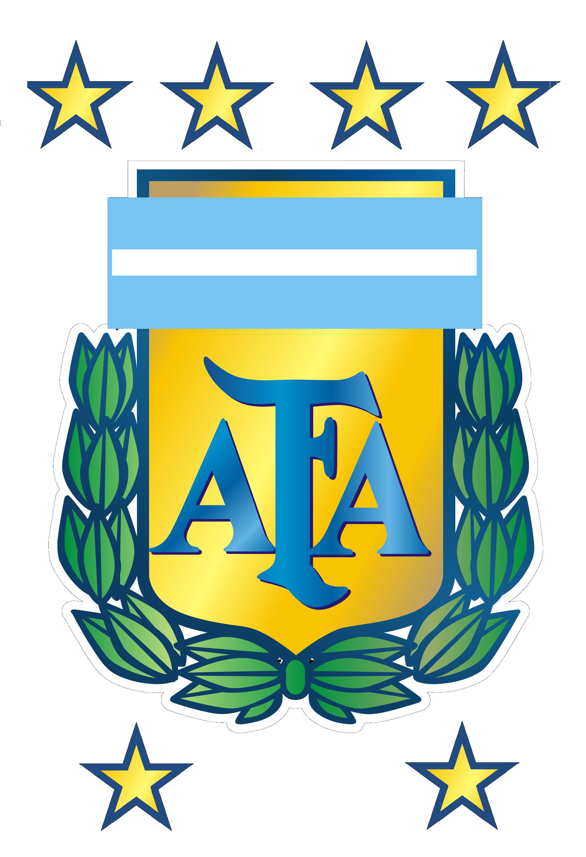Argentina Soccer Team Logo Wallpaper Argentine Natio...