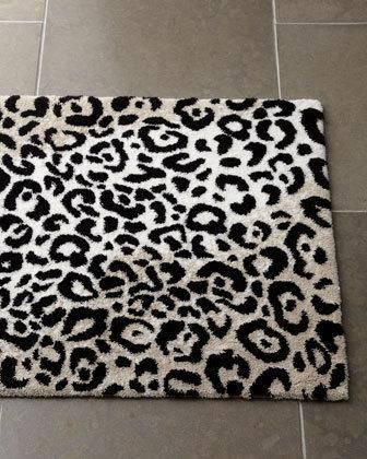 Leopard Bath Rugs By Abyss Habidecor At Horchow