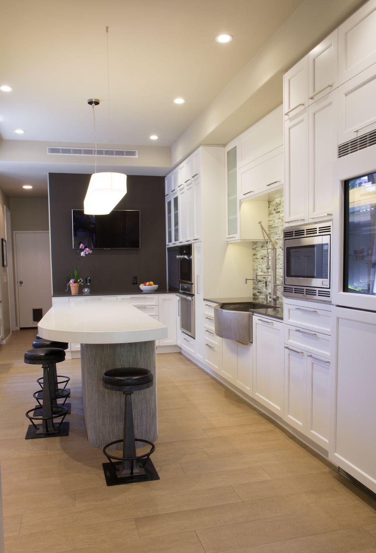 Wood-Mode Kitchen in La Jolla Project | Kitchen, bath ...