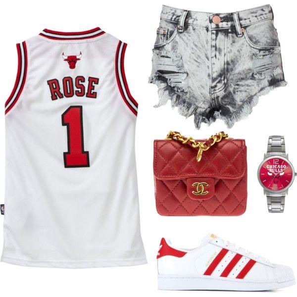 dress, rihanna, shirt, adidas, style, chicago bulls, trikot