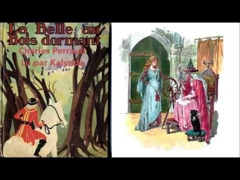 Charles Perrault La Belle Au Bois Dormant Livre Audio Livre