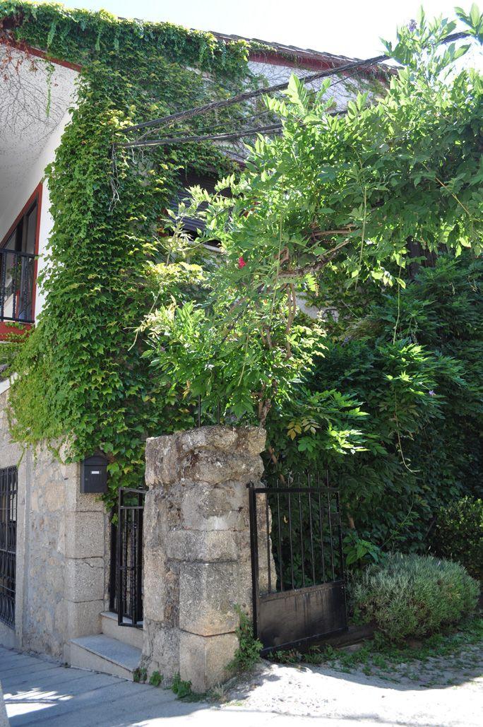 Jardines con encanto de garaganta la olla caceres extremadura espa a www - Jardines con encanto ...