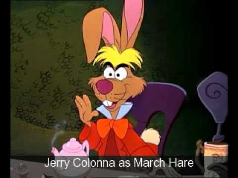 Alice In Wonderland 1951 Main Characters Cast Members Whole Cast In Discription Box Alice In Wonderland Cartoon Hare Pictures Film Alice In Wonderland