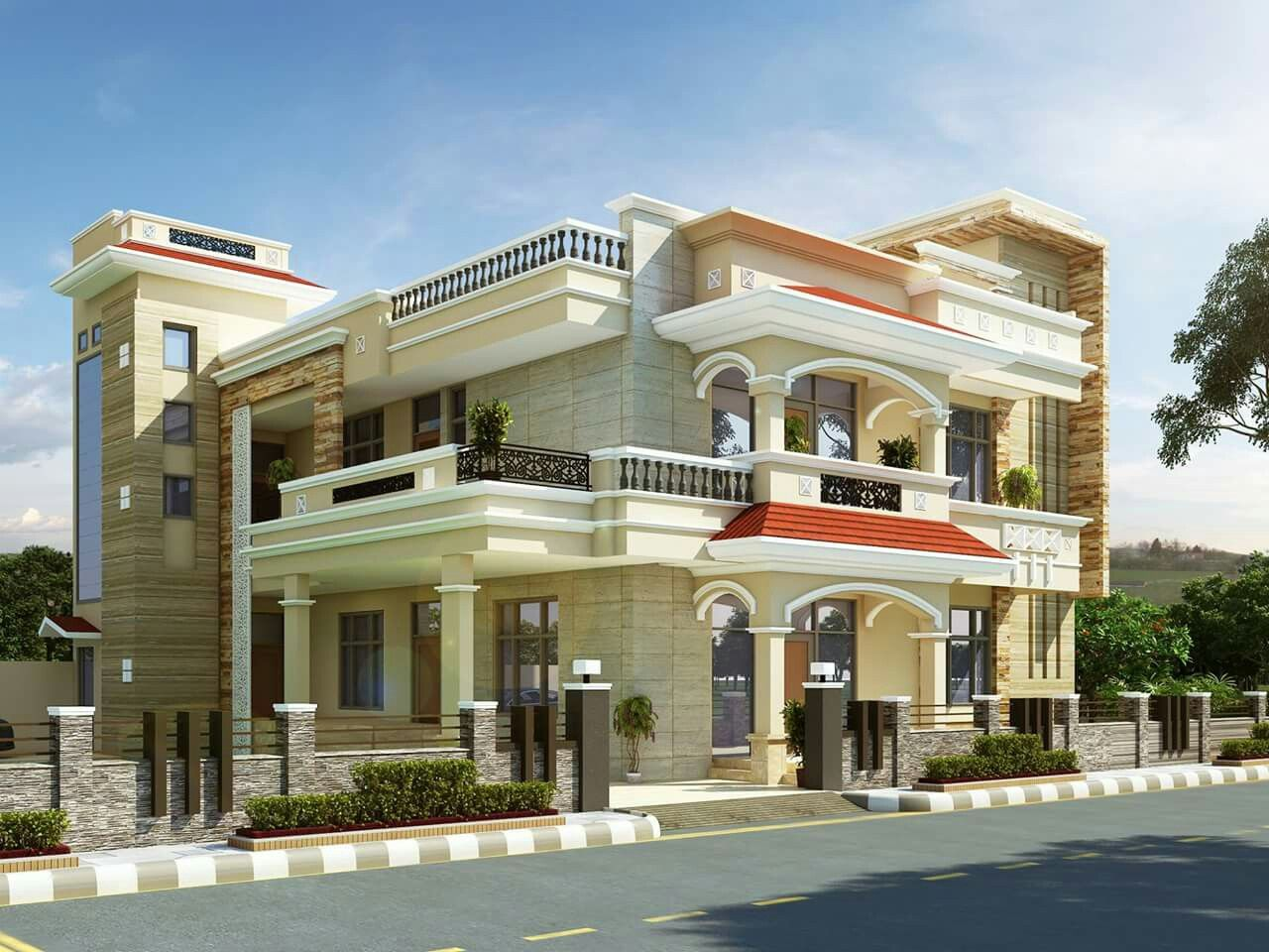 Pin by Dwarkadhish&Co. on Ideas for the house | House styles ... Front Elevation Modern House Designs Jamaica on front elevation indian house designs, building front elevation designs, home elevation designs, small house front elevation designs, front porch with wood railing designs, american modern home interior designs, villas kerala home designs, super luxury kerala style home designs, modern 3 bedroom house designs, modern house plans and designs, duplex house elevation designs, modern apartment building elevation design, modern hotel elevation designs, modern one story house designs, beautiful front house designs, indian modern house designs, modern european living room designs, modern houses front view, modern villa elevation, small modern house plans home designs,